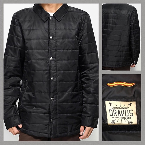 a3303b99f Dravus Jackets & Coats | Puffer Jacket | Poshmark